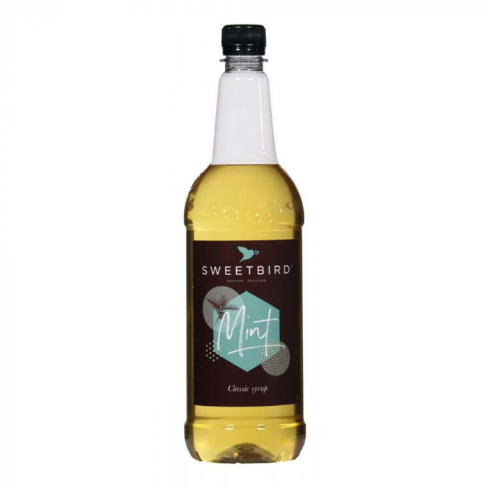 "Syrup Sweetbird ""Mint"", 1 l"