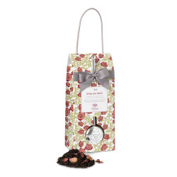 "Tee Whittard of Chelsea ""English Rose Tea Pouch & Infuser"", 100 g"