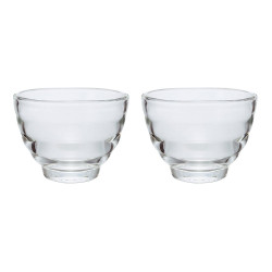 "Coffee glasses Hario ""Yunomi"", 170 ml, 2 pcs."