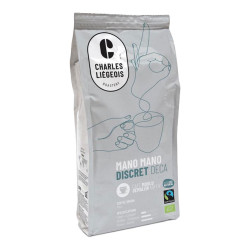 "Gemalen koffie Charles Liégeois ""Mano Mano Discret Déca"", 250 g"