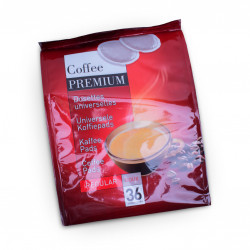 "Coffee pads Coffee Premium ""Regular"", 36 pcs."