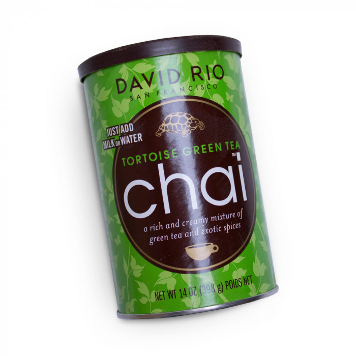 "Zaļā tēja David Rio ""Tortoise Green Tea"", 398 g"