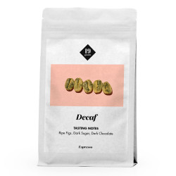 "Kaffeebohnen 19 grams ""Decaf Espresso"", 1 kg"