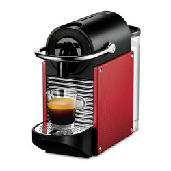 "Kaffebryggare Nespresso ""Pixie Dark Red"""