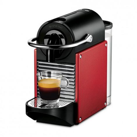 "Kavos aparatas Nespresso ""Pixie Dark Red"""