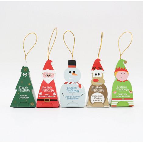 """Tee Set English Tea Shop """"Christmas Tea Collection"""", 10 Stk."""