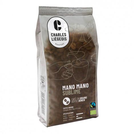 "Kawa ziarnista Charles Liégeois ""Mano Mano Sublime"", 500 g"
