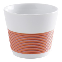 "Coffee cup Kahla ""Cupit to-go Coral Sunset"", 230 ml"