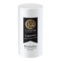 """Kaffeebohnen Coroma Kaffeemanufaktur """"kräftig, deftig, würzig Espresso"""", 1 kg"""
