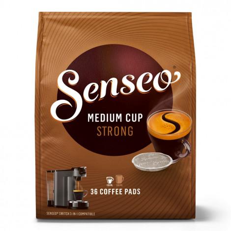 "Kafijas spilventiņi Jacobs Douwe Egberts ""SENSEO® STRONG"", 36 gb"