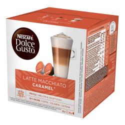"Kaffeekapseln NESCAFÉ Dolce Gusto ""Caramel Latte Macchiato"", 8+8 Stk."