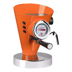 "Coffee machine Bugatti ""Diva Orange"""