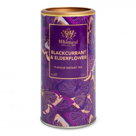"""Herbata rozpuszczalna Whittard of Chelsea """"Blackcurrant & Elderflower"""", 450 g"""