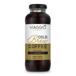 "Aukstā kafija Viaggio Espresso ""Cold Brew Caramel"", 296 ml"