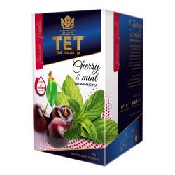"Tea True English Tea ""Cherry & Mint"", 20 pcs."