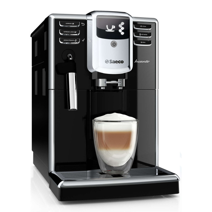 coffee machine saeco incanto classic hd8911 09 the coffee mate. Black Bedroom Furniture Sets. Home Design Ideas