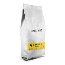 "Coffee beans Specialty Cafétiere ""Ethiopia Ch'Aka"", 1 kg"