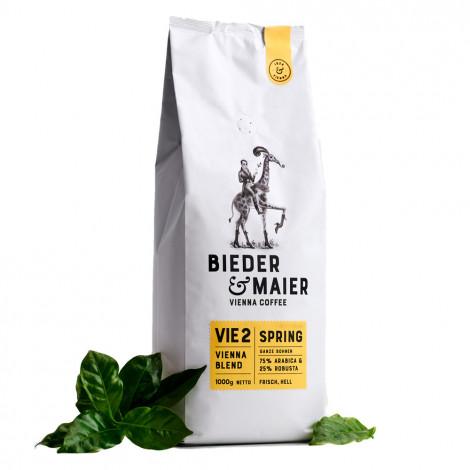 """Kaffeebohnen Bieder & Maier Master Blend """"VIE 2 SPRING"""", 1 kg"""