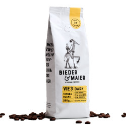 """Kaffeebohnen Bieder & Maier Master Blend """"VIE 3 DARK"""", 250 g"""