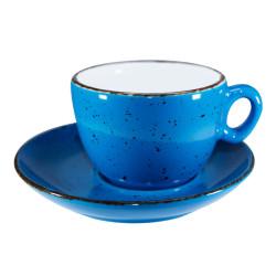 """Kavos puodelis Inker """"Iris Dots Blue"""", 170 ml"""