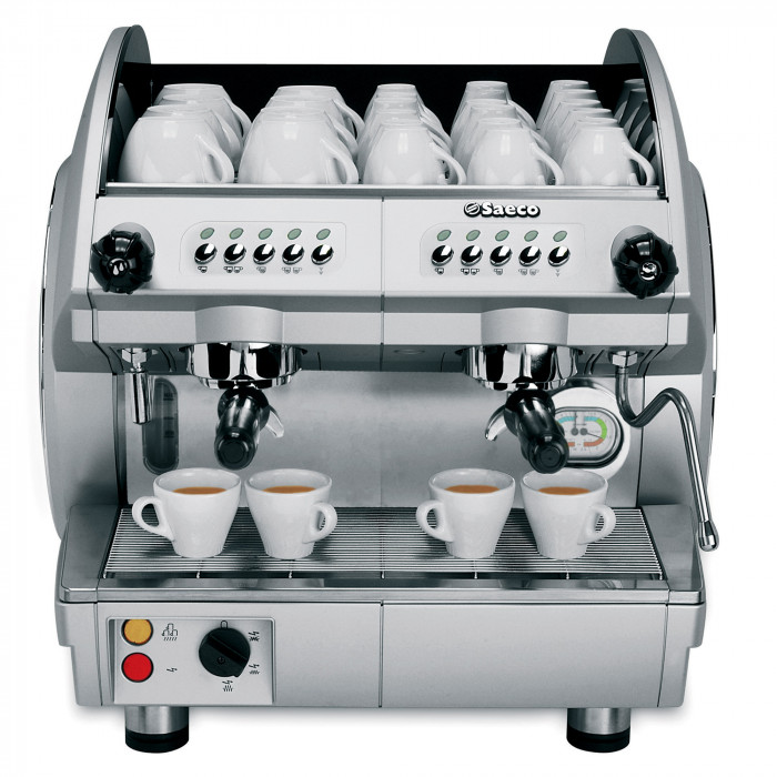 "Profesjonalny ciśnieniowy ekspres do kawy Saeco ""Aroma Compact SE 200"""