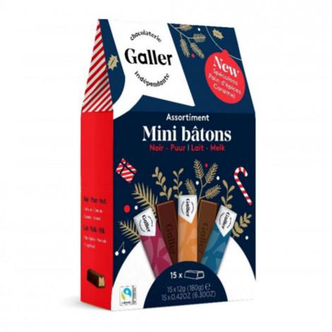 """Šokolādes konfekšu komplekts Galler """"Assortiment"""", 15 gab."""