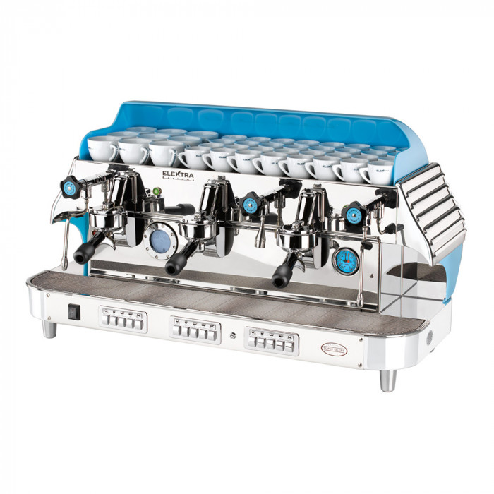 "Coffee machine Elektra ""Barlume Z1A"" three groups"
