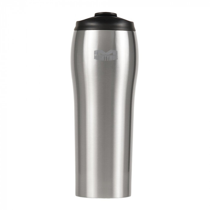 "Thermo cup The Mighty Mug ""Go Stainless Steel Silver"""