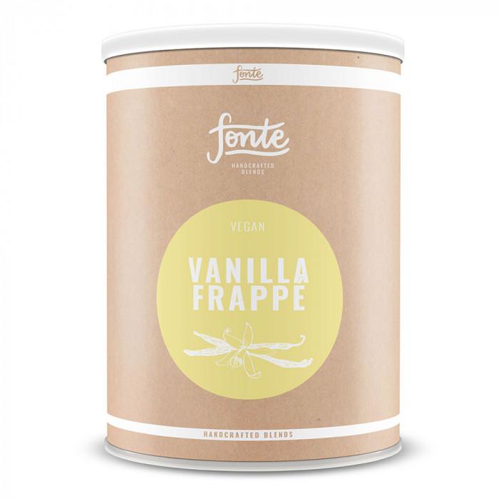 "Frappe mišinys Fonte ""Vanilla Frappé"", 2 kg"
