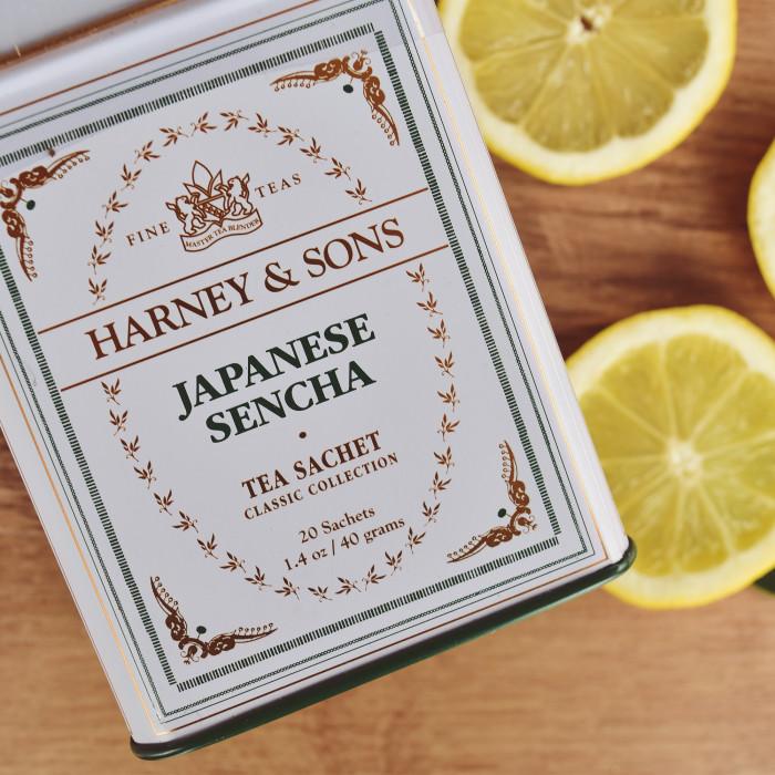 "Žalioji arbata Harney & Sons ""Japanese Sencha"", 20 vnt."