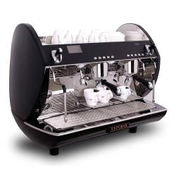 """Kavos aparatas Expobar """"Carat"""" dviejų grupių"""