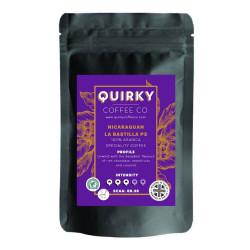 "Coffee beans Quirky Coffee Co ""Nicaraguan La Bastilla P3"", 1 kg"
