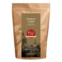 """Kaffeebohnen 60 Grad – Die Kaffeerösterei """"Hangover Espresso"""", 1 kg"""