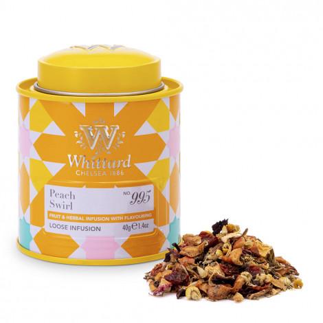 """Herbata Whittard of Chelsea """"Peach Swirl"""", 40 g"""