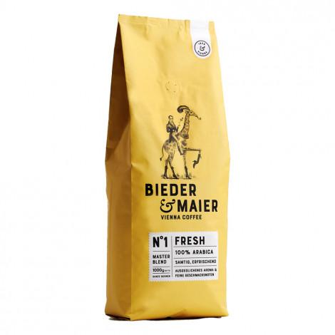 "Kaffeebohnen Bieder & Maier Master Blend ""N°1 FRESH"", 1 kg"
