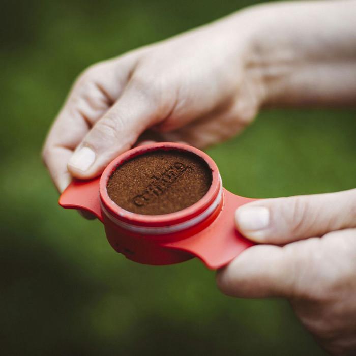 """Kahvikone Cafflano """"Kompresso"""""""