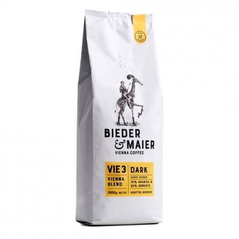 """Kaffeebohnen Bieder & Maier Master Blend """"VIE 3 DARK"""", 1 kg"""