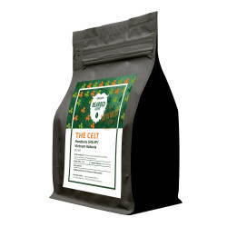 "Kawa ziarnista Bearded Coffee ""The Celt"", 1 kg"