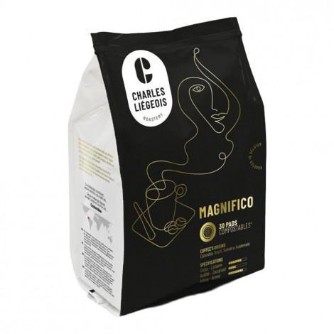 "Coffee pads Charles Liégeois ""Magnifico"", 30 pcs."