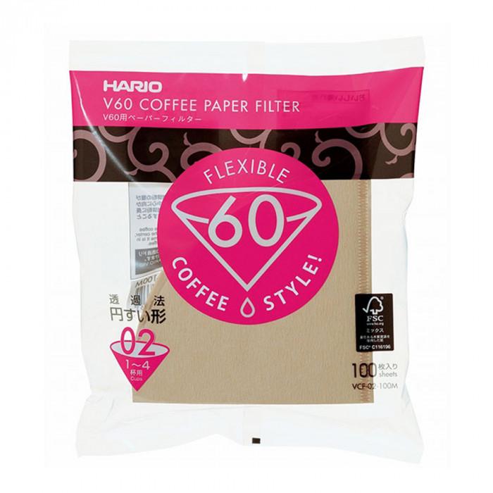 """Hario papīra filtri """"Misarashi V60-2"""""""