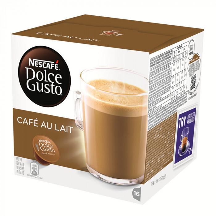 """Kohvikapslid NESCAFÉ Dolce Gusto """"Café Au lait"""""""