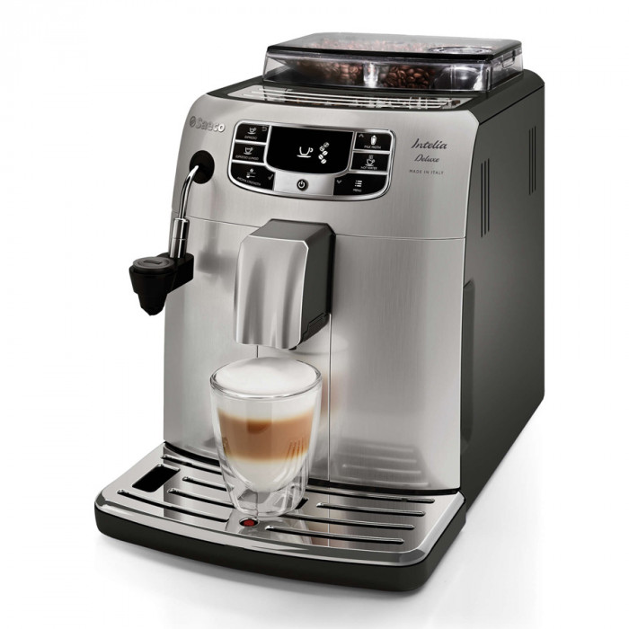 "Coffee machine Saeco ""Intelia Deluxe Automatic HD8904/01"""