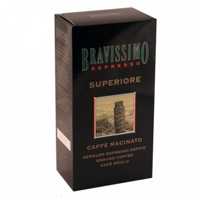 "Malta kava Bravissimo Espresso ""Superiore"" 250g."