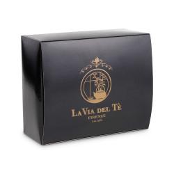 """Juodoji arbata La Via del Te """"Darjeeling"""", 2,5 g x 100 vnt."""