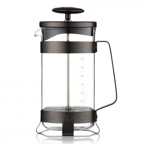 "French coffee maker Barista & Co ""Gunmetal"", 3 cups"