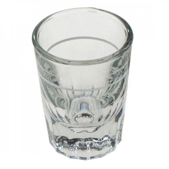 "60 ml ""shot"" glāze ar iedaļām (12 gab.)"