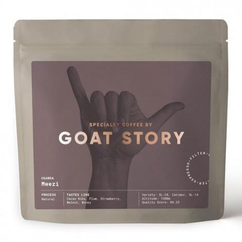 """Kawa ziarnista specialty Goat Story """"Uganda Mwezi"""", 250 g"""