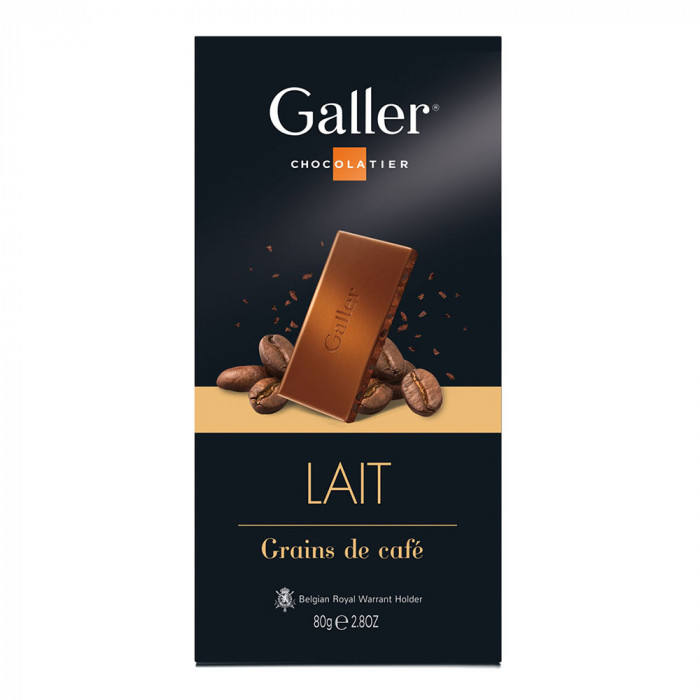 "Czekolada Galler ""Milk Coffee"", 80 g"