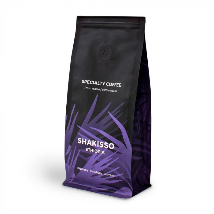 """Rūšinės kavos pupelės """"Ethiopia Shakisso"""", 250 g"""