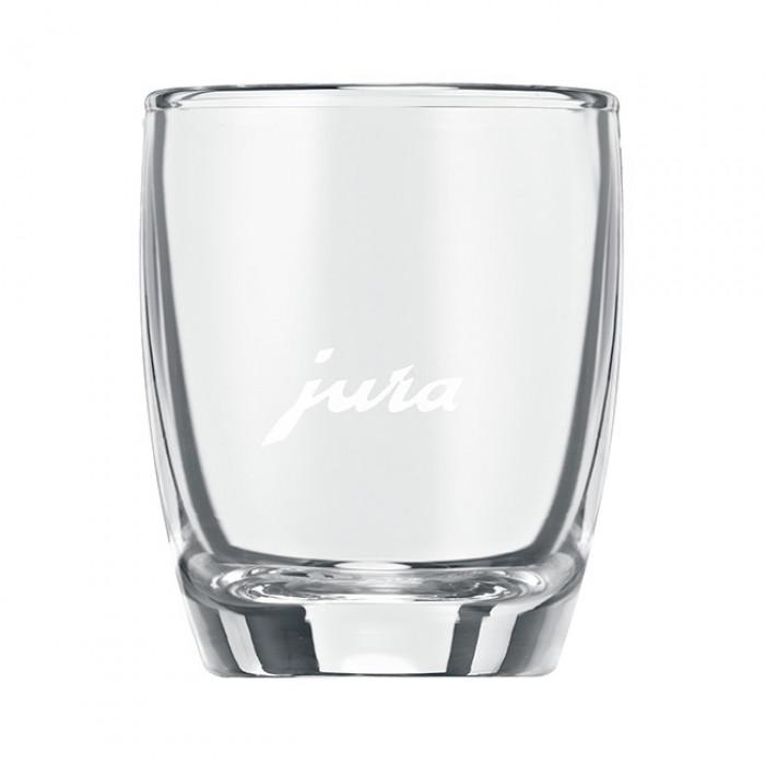 Espresso stiklinaitės Jura, 2 vnt.